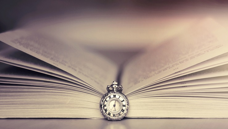 book&clock